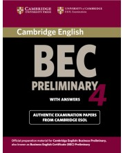 Cambridge BEC 4 Preliminary Student's Book with answers -1
