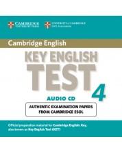 Cambridge Key English Test 4 Audio CD