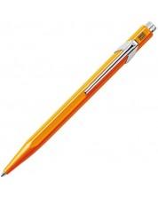 Автоматична химикалка Caran d'Ache 849 Pop Line Collection Orange  – Син -1