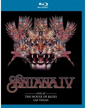 Carlos Santana - Santana IV - Live form Las Vegas (Blu-Ray) -1