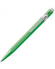 Автоматична химикалка Caran d'Ache 849 Pop Line Collection Green – Син -1