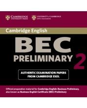 Cambridge BEC Preliminary 2 Audio CD -1