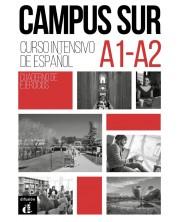 Campus Sur A1-A2 - Cuaderno de ejercicios + Aud-MP3 descargeble -1
