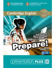 Cambridge English Prepare! Level 2 Presentation Plus DVD-ROM -1