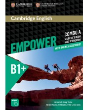 Cambridge English Empower Intermediate Combo A with Online Assessment