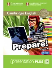Cambridge English Prepare! Level 6 Presentation Plus DVD-ROM