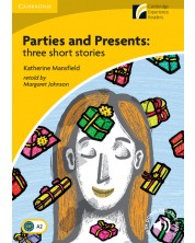 Cambridge Experience Readers: Parties and Presents: Three Short Stories Level 2 Elementary/Lower-intermediate