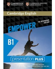Cambridge English Empower Pre-intermediate Presentation Plus (with Student's Book)
