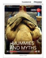 Cambridge Discovery Education Interactive Readers: Mummies and Myths - Level A2+ (Адаптирано издание: Английски)
