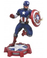 Фигура Marvel Movie Gallery: Marvel NOW! - Captain America, 23 cm