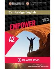 Cambridge English Empower Elementary Class DVD -1