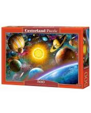 Пъзел Castorland от 500 части - Космическо пространство