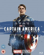 Captain America: The First Avenger (Blu-Ray) -1