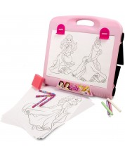 Дъска за рисуване D'Arpeje - Disney Princess, малка -1