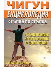 Чигун енциклопедия стъпка по стъпка -1