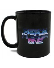 Чаша Ready Player One - RP1 Logo
