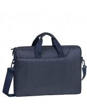 "Чанта за лаптоп Rivacase 8035 - за 15.6"", тъмносиня -1"