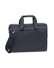 """Чанта за лаптоп Rivacase 8221 - за 13.3"""", черна -1"""