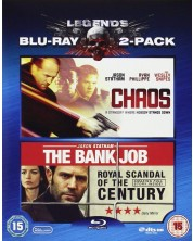 Chaos & The Bank Job (Blu-Ray) -1