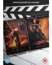 Chronicles of Riddick / XXX - 2 Film Collection (DVD) -1