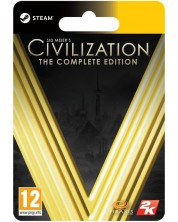 Sid Meier's Civilization V - Complete Edition (PC) - digital