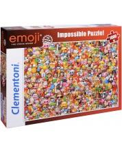Пъзел Clementoni от 1000 части - Емоджита -1