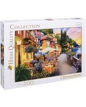 Пъзел Clementoni от 500 части - Монте Роза, Дейвид Маклийн