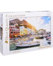 Пъзел Clementoni от 1500 части - Капри
