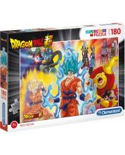 Пъзел Clementoni от 180 части - Dragon Ball -1