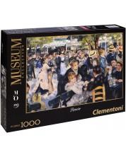 Пъзел Clementoni от 1000 части - Бал в Мулен дьо ла Галет, Пиер Реноар -1