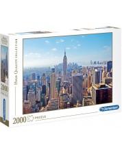 Пъзел Clementoni от 2000 части - Ню Йорк