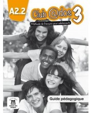 Club@dos 3 - Guide pedagogigue A2.2 -1