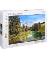 Пъзел Clementoni от 1500 части - Езеро