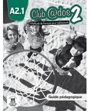 Club@dos 2 - Guide pedagogigue A2.1 -1