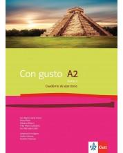 Con gusto A2 част 2 Cuaderno de ejercicios + CD -1