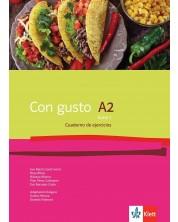 Con gusto A2 част 1 Cuaderno de ejercicios + CD -1