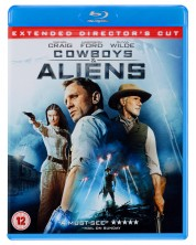Cowboys & Aliens, Extended Director's Cut (Blu-Ray)