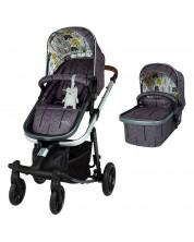 Бебешка количка Cosatto Giggle Quad - Fika Forest -1