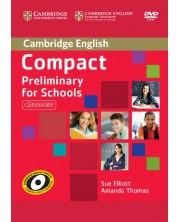Compact Preliminary for Schools Classware DVD-ROM