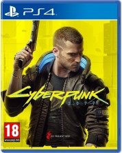 Cyberpunk 2077 - Day One Edition (PS4)
