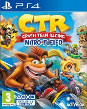Crash Team Racing Nitro-Fueled (PS4) -1