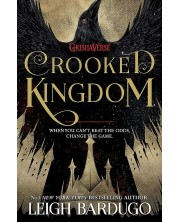 Crooked Kingdom: Book 2 (A Grisha Novel)