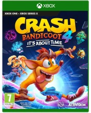 Crash Bandicoot 4: It's About Time (Xbox One) -1