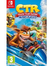 Crash Team Racing Nitro-Fueled (Nintendo Switch) -1