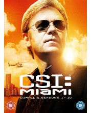 CSI Miami: The Complete Collection (DVD) -1