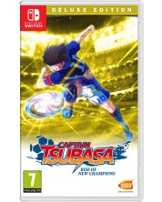 Captain Tsubasa: Rise of New Champions – Deluxe Edition (Nintendo Switch)