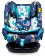 Столче за кола Cosatto All in All - Dragon Kingdom, с IsoFix, 0-36 kg -1