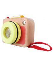Дървена играчка Classic World - Моят първи фотоапарат -1