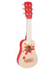 Дървена китара Classic World – Звезда