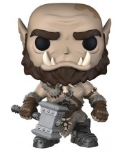 Фигура Funko Pop! Movies: Warcraft - Orgrim, #288
